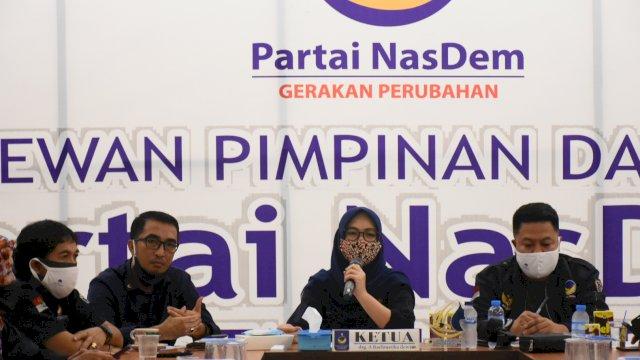 NasDem Makassar All Out Dukung DP-Fatma
