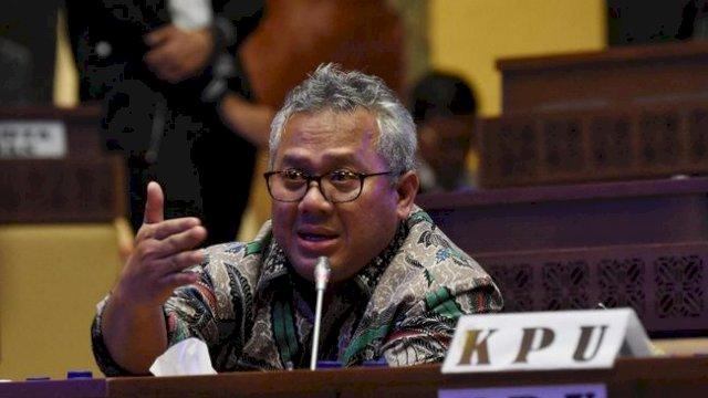 Ketua KPU RI Arief Budiman. (int)