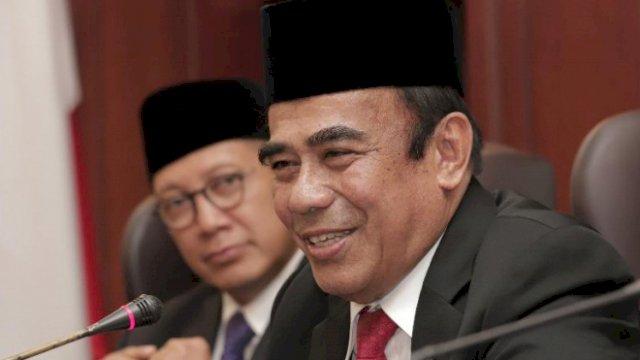 Menteri Agama (Menag) Fachrul Razi (int)