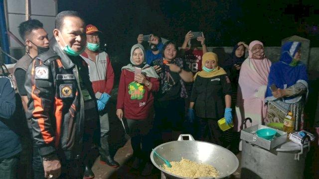 Bupati Luwu Siapkan Dapur Umum untuk Korban Banjir Bandang di Suli