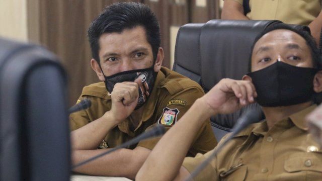 Kasubag Humas DPRD Makassar, Taufiq Nadsir