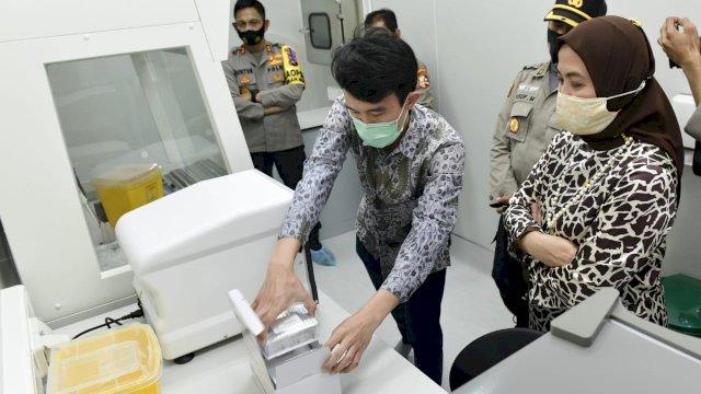 Launching Lab Biomedis Bhayangkara, Aliyah Mustika Ilham: Tak Ada Kata Lelah Tuk Pengabdian