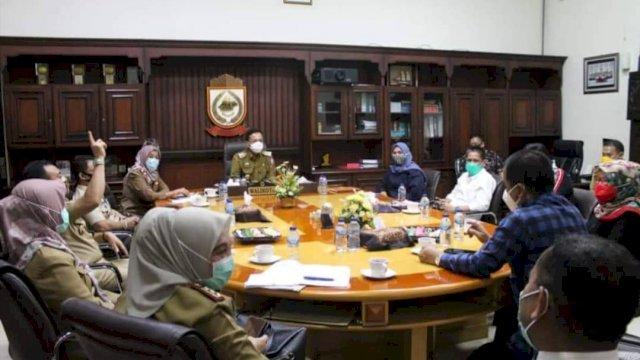 DPRD Sulsel Dukung Prof Rudy Cegah Penyebaran Covid-19 di Makassar