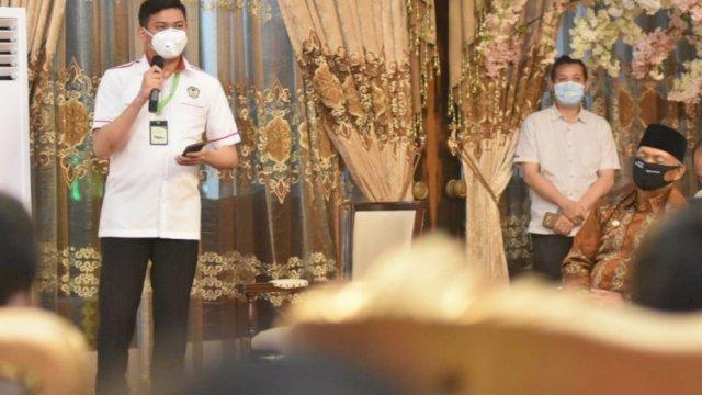 Bupati Gowa Usulkan Perda Wajib Masker