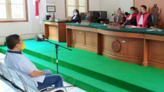 Wakil Ketua Golkar Sulsel Divonis 6 Bulan Penjara