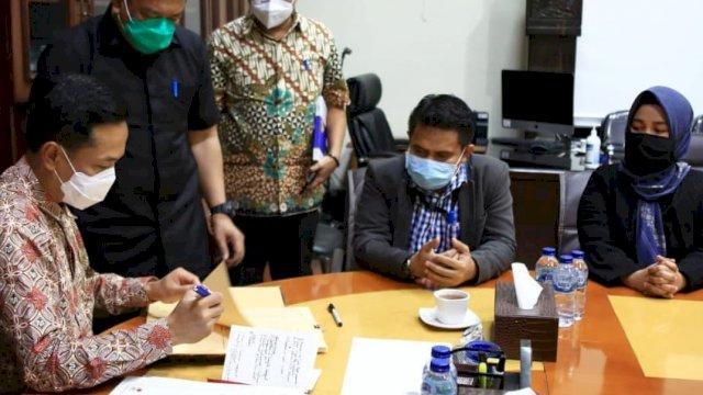 Pemkot Setujui Penambahan Anggaran KPU Makassar