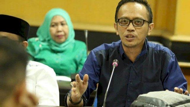 Direktur Utama PD Pasar Makassar Raya, Basdir. (Ist)