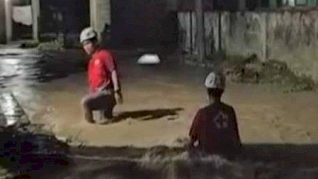 Bajir Bandang di Masamba, Luwu Utara. (Int)