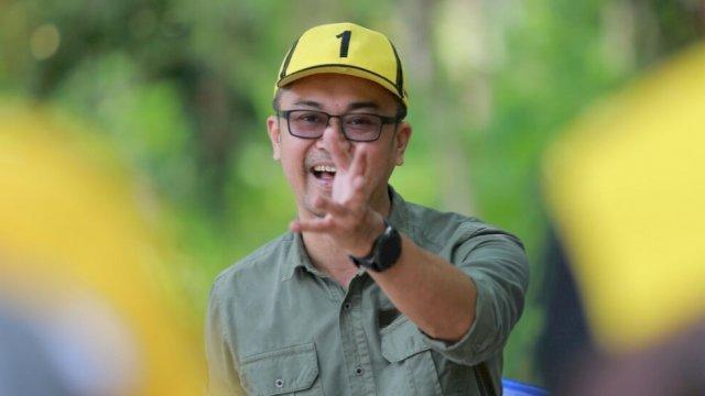 Anggota DPR RI, Rio Padjalangi.
