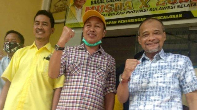 Menangkan Syamsuddin Hamid, Kadir Halid Mundur dari Pencalonan