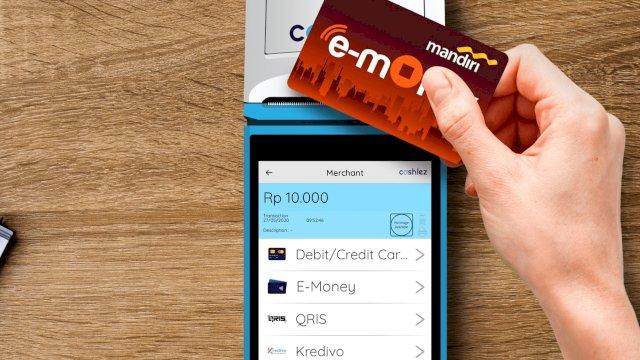 Cashlez Terima Pembayaran E-Money Lebih dari 7.000 Merchant