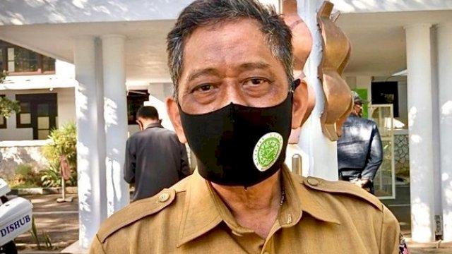 Kepala Bagian Kesejahteraan Rakyat (Kesra) Kota Makassar, Aswis Badwi. (int)
