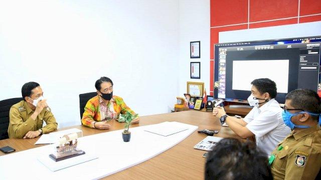 Kembangkan Smart City, Pemkot Makassar Jajaki Kerjasama JASCA di Tiga Sektor