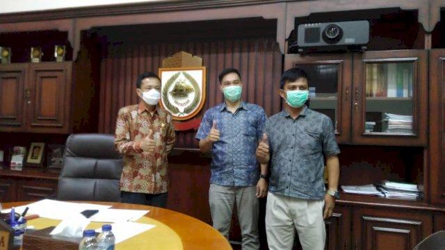 PT Djabesdepo Bantu Pemkot Makassar 21 Wastafel, Diserahkan Senin Depan