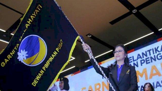 Ketua DPP Garnita Malahayati, Indira Chunda Thita Syahrul. (int)