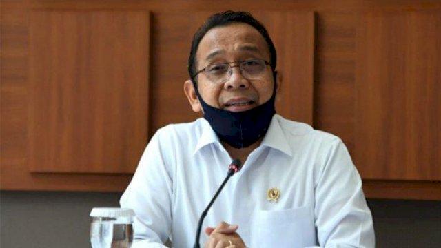 Menteri Sekretaris Negara, Pratikno (int)