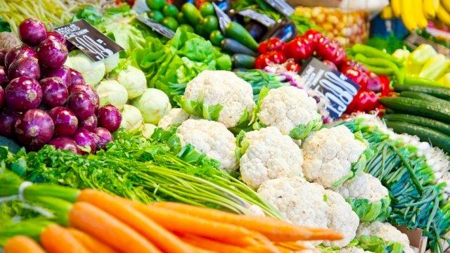 Ilustrasi belanja sayuran (int)