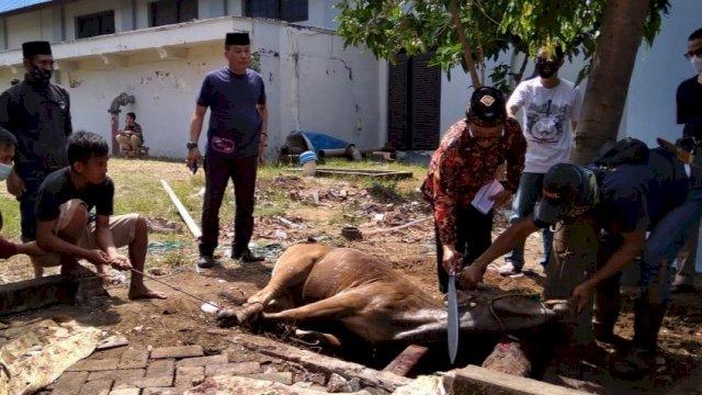 PDAM Makassar Sembelih 20 Hewan Kurban