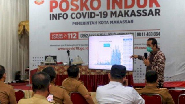 Pembatasan Akses Keluar-Masuk Makassar Dilanjut