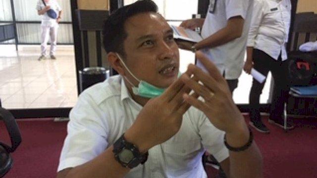 Plt Kepala Badan Pengelolaan Keuangan dan Aset Daerah (BPKAD) Kota Makassar, Andi Rahmat