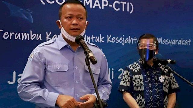 Menteri Kelautan dan Perikanan Edhy Prabowo. (ANTARA/HO-KKP)