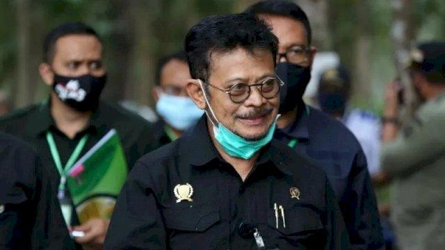Menteri Pertanian (Mentan) Syahrul Yasin Limpo. ANTARA/HO-Kementerian Pertanian
