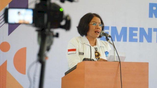 Sekretaris Jenderal Kemenkominfo Rosarita Niken W (net)
