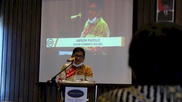 Kadis Kominfo: Media Massa Berkontribusi dalam Pembangunan di Sulsel