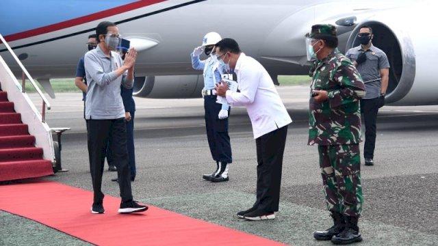 Presiden Joko Widodo (int)