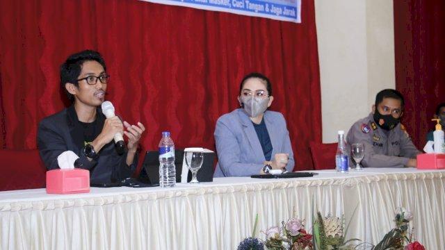 Creator Makassar Sebut Debbie Rusdin Wakil Rakyat Tanpa Sekat