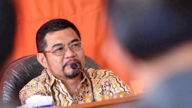 Ketua Tim Pemenangan Syamsu Rizal-Fadli Ananda (Dilan), Andi Yagkin Padjalangi.