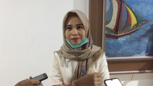 Anggota DPRD Makassar, Imawati Sila