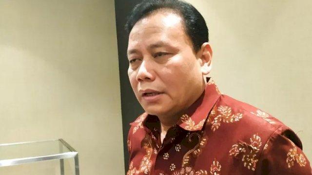 Ketua Bawaslu RI Abhan. (ANTARA/Boyke Ledy Watra)