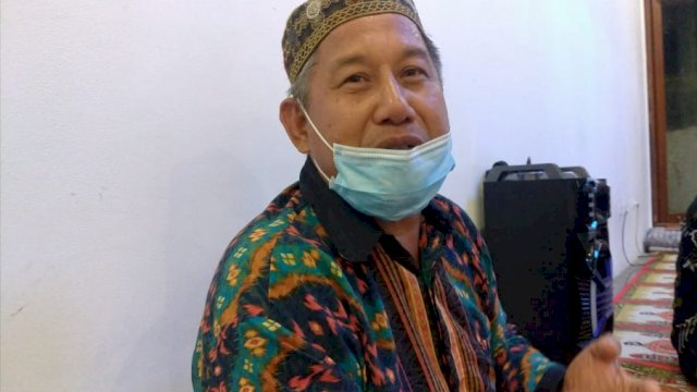 Tokoh Masyarakat Desa Tala, Kec. Ma'rang, Pangkep, Hasanuddin Muin