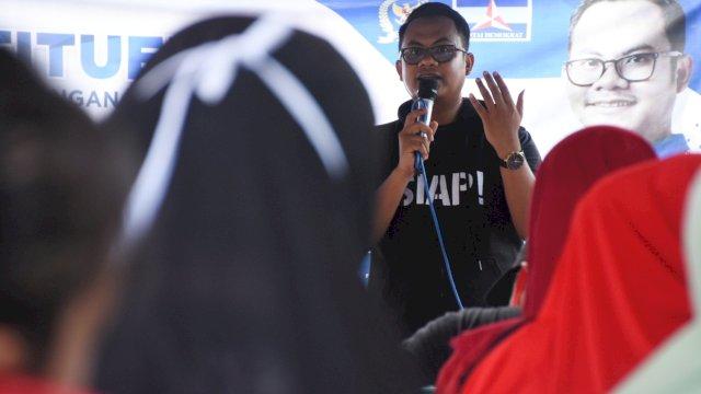 Anggota DPRD Makassar, Ray Suryadi Arsyad