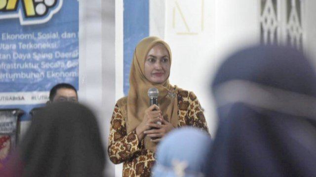 Karemuddin: Kekuatan Rakyat Itu Ada di Paslon BISA