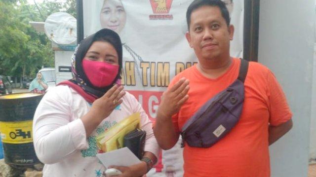 Tinggalkan RAMAH, Perempuan Ini Jadi Relawan Anir-Lutfi