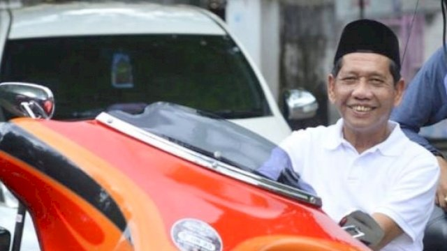 Presiden Batu Putih Syndicate, Syamsul Bahri Sirajuddin
