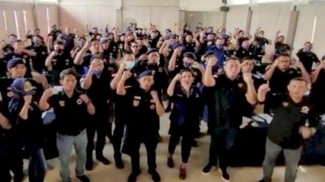 Rakerwil Garda Pemuda NasDem Sulsel