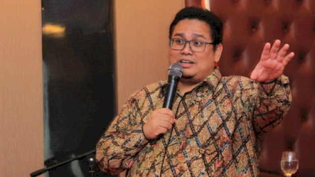 Komisioner Bawaslu RI Rahmat Bagja. (int)