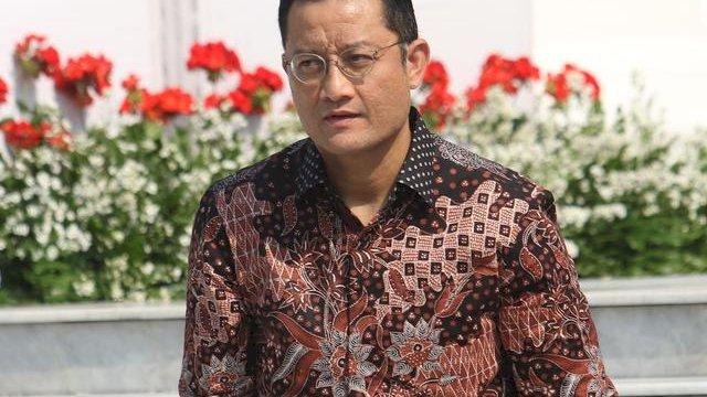 Menteri Sosial Juliari Batubara. (int)