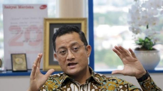 Menteri Sosial Juliari P Batubara (int)