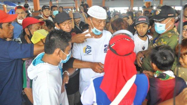 Pendiri Paotere, H Baddu pilih menangkan Appi-Rahman