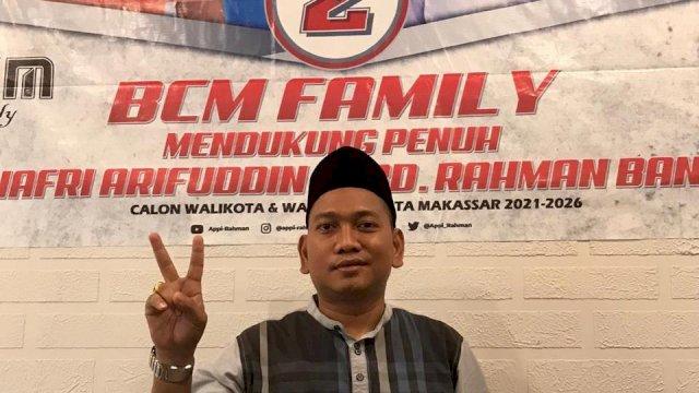 Bangkit Commando Makassar (BCM) Family, Ismail