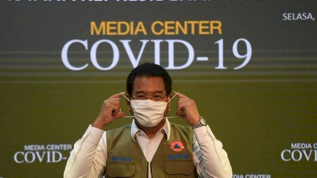 Juru Bicara Satgas Penanganan Covid-19 Prof Wiku Adisasmito (int)