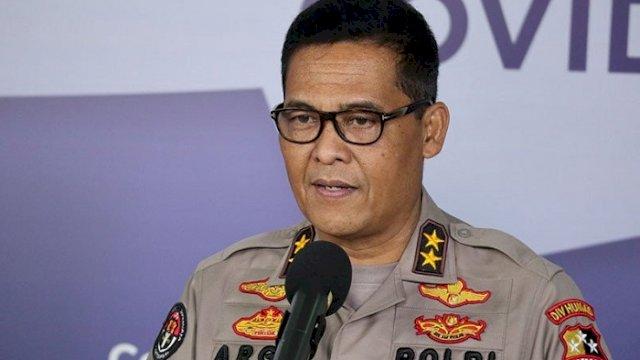 Kepala Divisi Humas Polri, Irjen Argo Yuwono.