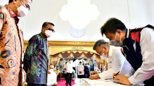 Bangun Twin Tower, Gubernur Mengaku Sudah Lapor ke Presiden