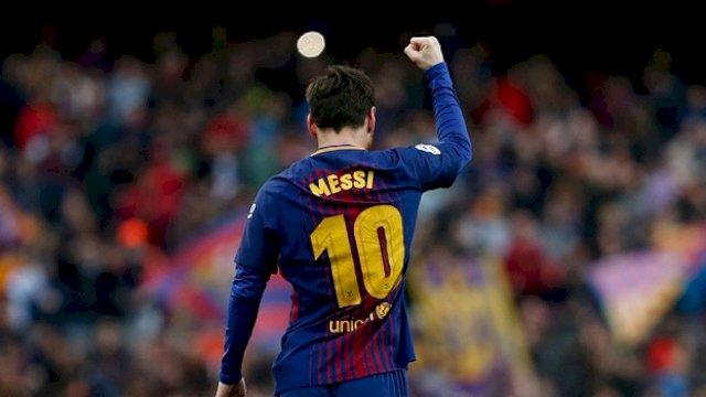 Lionel Messi. (AFP)