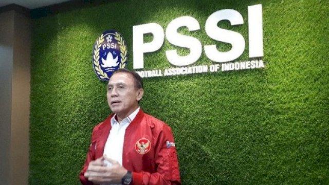 Ketua Umum PSSI Mochamad Iriawan (int)