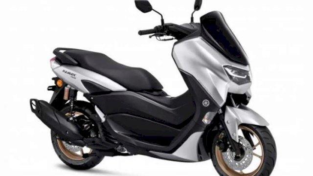 Yamaha NMAX 155 Connected Standard Upgrade Version tersebut akan tersedia di dealer resmi Yamaha pada Desember mendatang. (Yamaha)